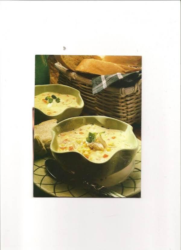 John's Chicken Noodle Soup