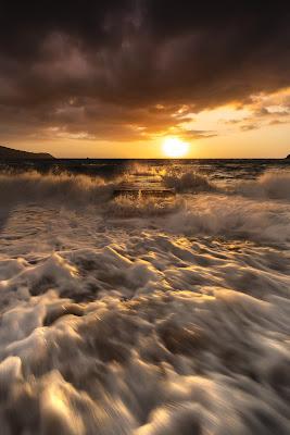 In balia delle onde di Nico Angeli Photography