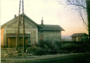Photo: Stacja kolejowa ROGOŹNIK PODHALAŃSKI.