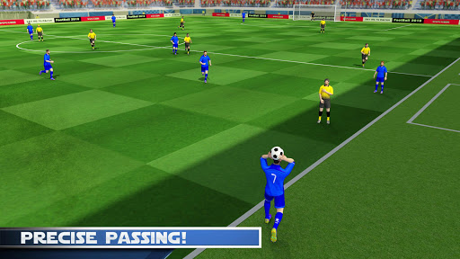 Play Soccer Cup 2020: Football League apkmr screenshots 6