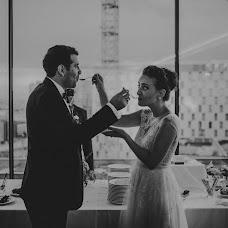 Fotógrafo de bodas Janos Kummer (janoskummer). Foto del 31.10.2017