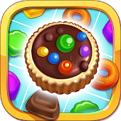 Cookie Mania - Match-3 Sweet Game