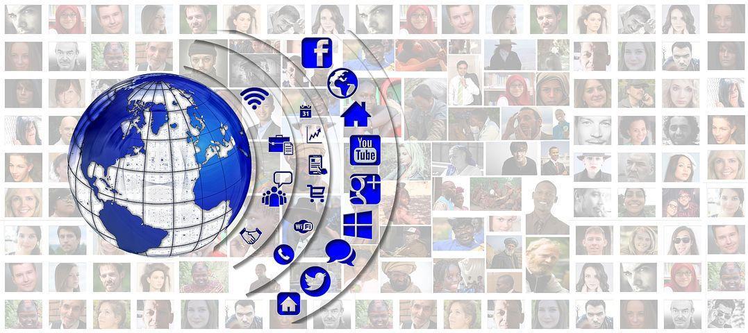Photo réseaux sociaux