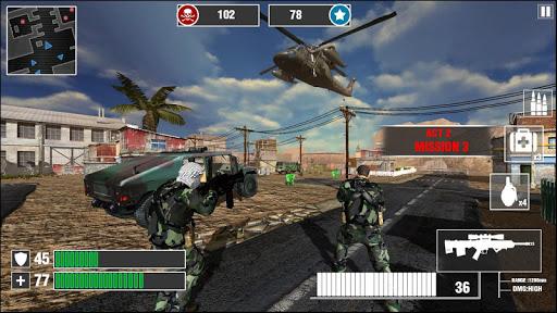 Wicked Commando War Battleground Game 2018 1.1 screenshots 14