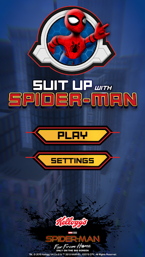 Suit Up with Spider-Man™ 1.0 screenshots 1
