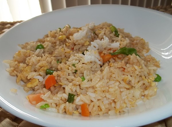Fried Rice By Sallye Recipe