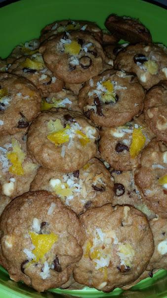 It's Five O' Clock Somewhere Cookies Recipe