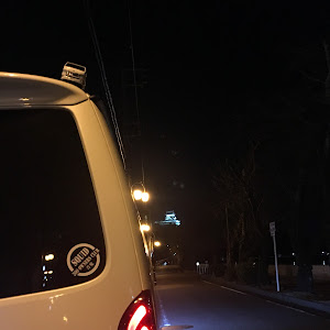 ハイエースバン  S_GL3・02WDdark primeのカスタム事例画像 ケンタ🐢【from SQUID】さんの2019年01月27日19:19の投稿