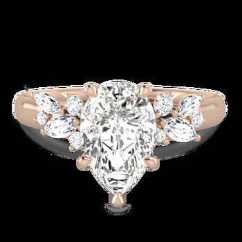 Blythe Ethical Diamond Engagement Ring