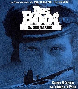 Das Boot. El submarino (1981, Wolfgang Petersen)