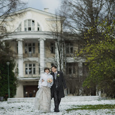 Wedding photographer Aleksandr Panteleev (Mansun). Photo of 27.01.2013