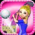 Princesa Cinderela Mini Golfe icon