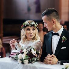 Wedding photographer Monika Klich (bialekadry). Photo of 24.11.2018