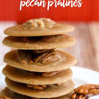 Pecan Pralines Heavy Cream Recipes.
