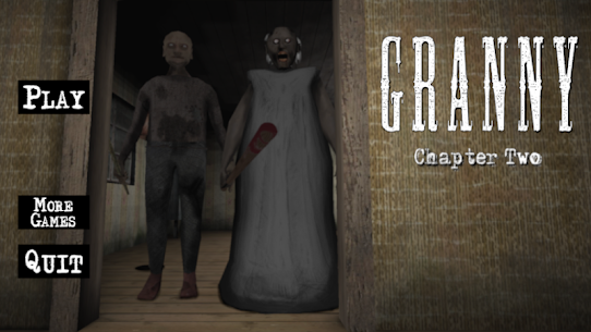 Granny Chapter Two Apk Mod God Mod 1