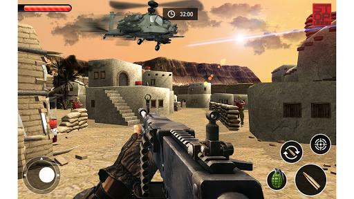 Cross Fire-Hopeless Survival Unknown Battlegrounds cheat screenshots 2