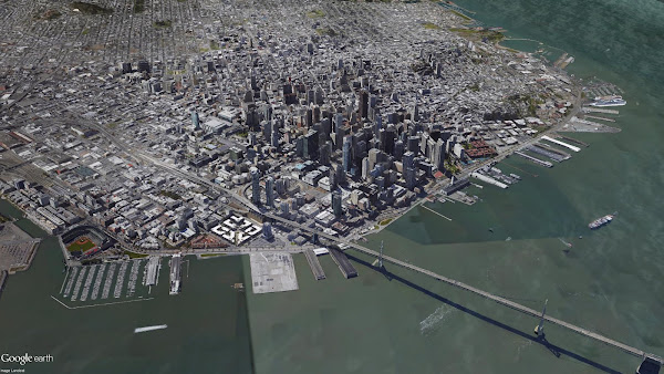 3D Imagery of San Francisco