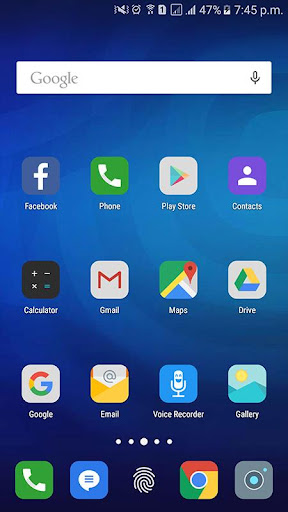 Download Theme for ZTE nubia N1 lite Google Play softwares