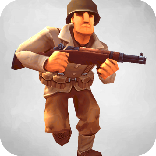 Mighty Army : World War 2 APK Cracked Download