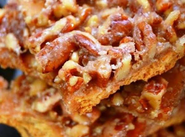 Pecan Pie Bark Recipe