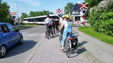 Photo: Biking in Aarhus