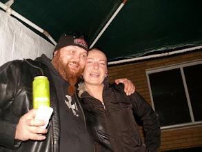 Photo: both quite drunk, aren't they?