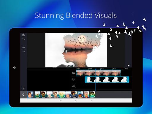 PowerDirector - Video Editor App, Best Video Maker 7.2.0 Screenshots 10