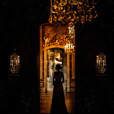 Wedding photographer Donatas Ufo (donatasufo). Photo of 16.01.2018