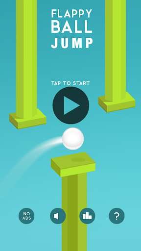 Flappy Ball Jump