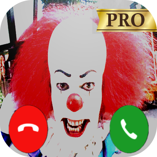 Pennywise Video call Prank