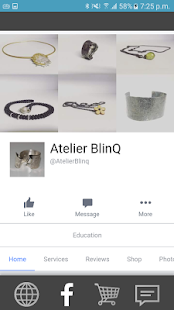 Atelier Blinq - náhled