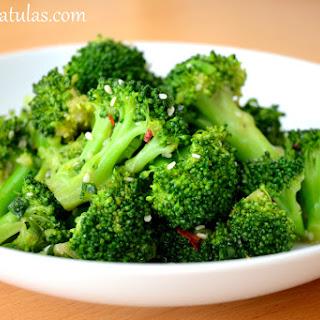 Crisp Asian Broccoli Salad