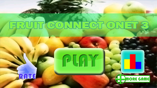 無料解谜AppのFruit Connect Onet 3|HotApp4Game