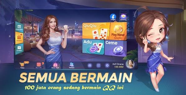 Domino QiuQiu EVO 6