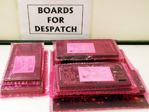 Photo: 21 - boards for despatch