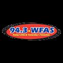 94.3 WFAS icon