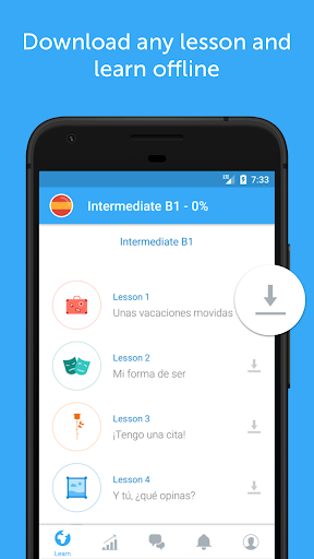busuu - Easy Language Learning 12.2.1.27 screenshots 5