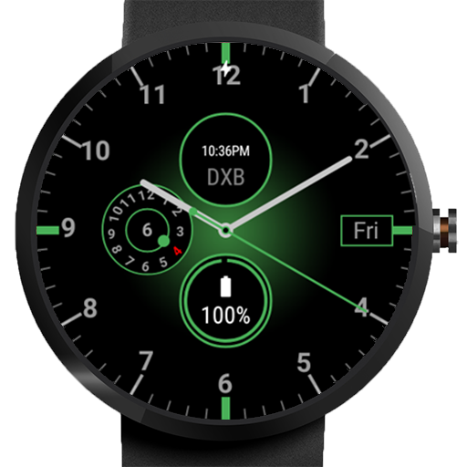 Lucid Watch Face