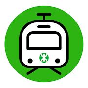 Shenzhen subway line map