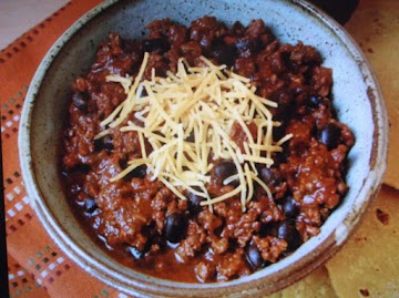 Just Plane Ol Chili !! Recipe