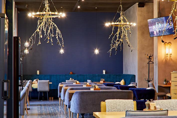 Фото №3 зала Cafe-bar Dilly