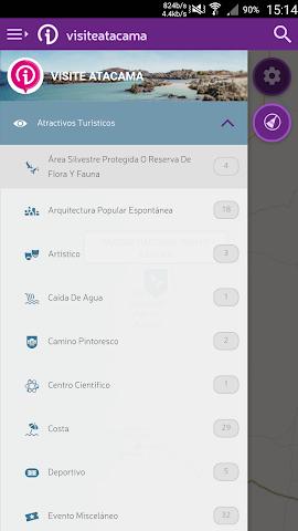 android Visite Atacama - Nimbu.travel Screenshot 2