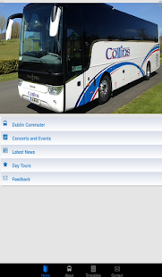 Collins Coaches- screenshot thumbnail
