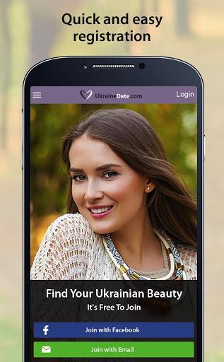 UkraineDate - Ukrainian Dating App 3.1.8.2613 Screenshots 1