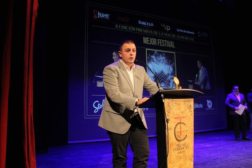 Dreambeach recibió el Premio al Mejor Festival.