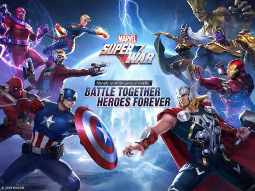MARVEL Super War screenshot 11