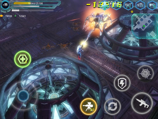 Alien Zone Raid screenshots 8