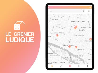 Download Full Le Grenier Ludique, vente location jeux de société 1.2.2 APK
