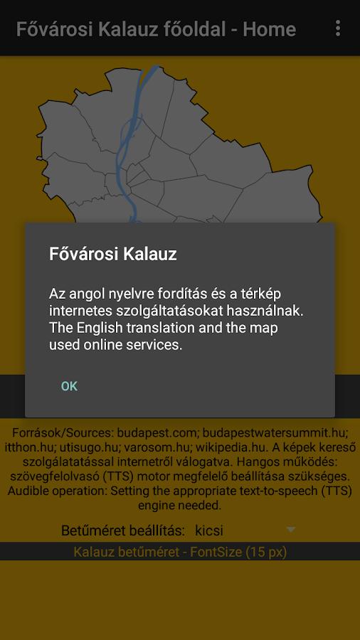 budapest online térkép Fővárosi Kalauz NIÁI Budapest – Android Apps on Google Play budapest online térkép