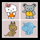 Cute Kids Memory Game v 2.0